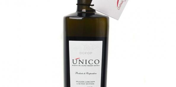 Aceite de oliva virgen extra de Granada
