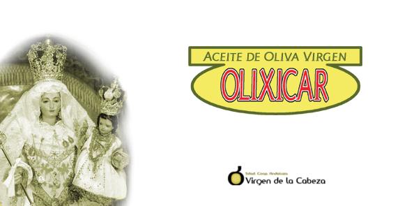 Aceite de oliva virgen Olixicar